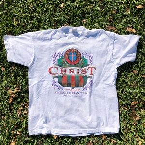 Vintage Soldiers of Christ Shirt